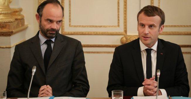 فرنسا: استقالة منتظرة لحكومة إدوارد فيليب