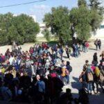 جبنيانة: تلاميذ يعتصمون ويطالبون بالأمن