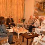 الوضع الأمني بتونس في لقاء وزير الداخلية بمستشار الدفاع البريطاني