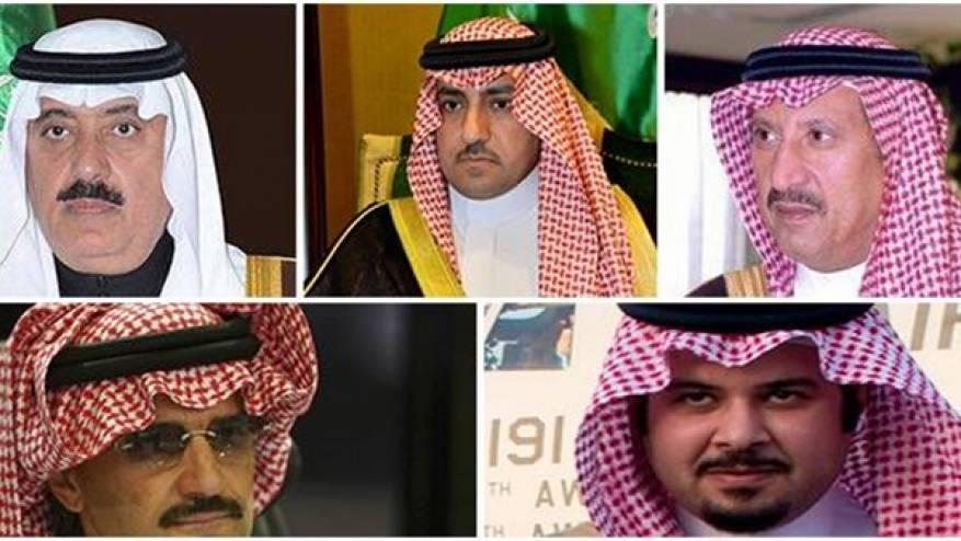 أمراء مُعتقلون ومُحاصرون ينبّهون للاعتقالات والاغتيالات في السعودية