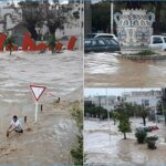 هبة إيطالية لضحايا فيضانات نابل