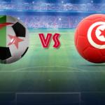 مصافحة ودية بين تونس والجزائر