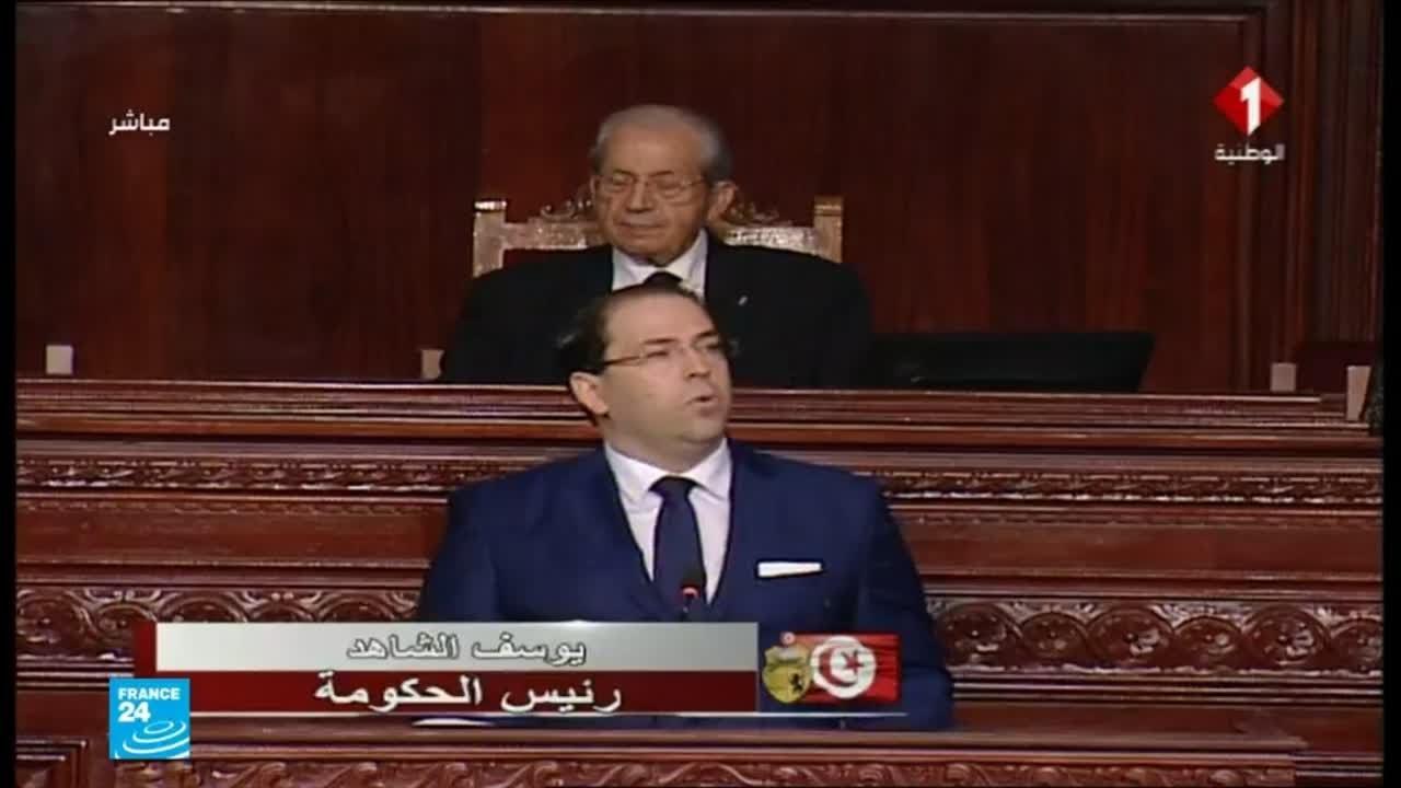 الشاهد يُدافع عن وزراء الاقتصاد ويرفض نعت حكومته بحكومة النهضة