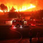 كاليفورنيا: إعلان حالة الطوارئ بسبب الحرائق