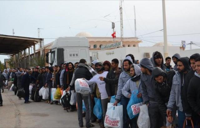 ليبيا تدعو رعاياها للتّبليغ عن أيّة مضايقات بتونس