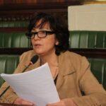 """سامية عبّو: """"البرلمان هزّ البلاد للهاوية"""""""