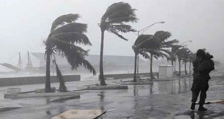 تقلبات الطقس: الرياح القوية هي العنصر الجوّي الأبرز