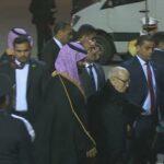 وسط حراسة أمنية مشددة: الباجي يستقبل ولي العهد السعودي بمطار تونس قرطاج (فيديو)