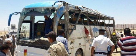 مصر: القضاء على 19 إرهابيا نفّذوا هجوم المنيا