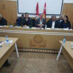 صور: انطلاق اجتماع المكتب التّنفيذي للاتحاد