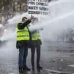فيديو/ باريس: تجدّد المظاهرات واشتباكات مع الأمن