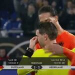 لهذا السبب بكى حكم مباراة ألمانيا وهولندا