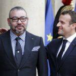 """ماكرون في المغرب لتدشين مشروع الـ""""TGV"""""""