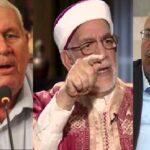 """مورو والبحيري وبن أحمد يتصدّون لنائب نعت الشاهد بـ""""الفاسق"""""""