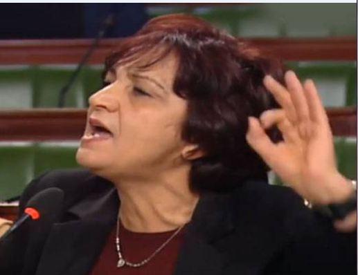 سامية عبّو لسليم الفرياني: ملف الشركات الأجنبية بتونس أرهقني