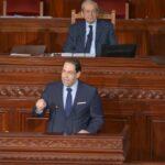 حكومة الشّاهد 3 مدعومة من 121 نائبا