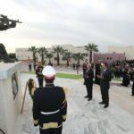 إحياء الذكرى 3 لاستشهاد 12 عونا من الأمن الرئاسي