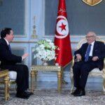 رئيس الجمهورية في زيارتين لباريس وباليرمو