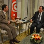 سفير أمريكا يبحث مع الجهيناوي صعوبات تونس الاقتصادية والتنمويّة