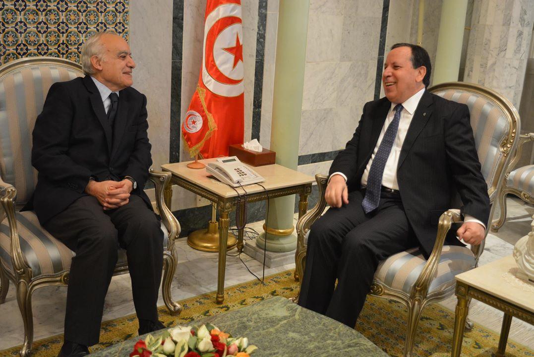 تونس تُجدّد الدعوة لحل سياسي شامل بليبيا
