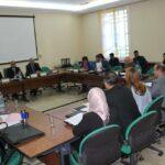 لجنة التشريع العام بالبرلمان تستمع إلى ممثلي القضاء والمحاماة