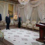 أعضاء الحكومة الجدد يؤدّون اليمين الدستورية (صور)