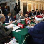 اجتماع استثنائي لمكتب المجلس للنظر في طلب عاجل من الحكومة