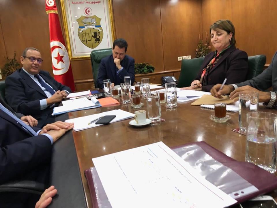 """الترفيع في فاتورة الكهرباء: اجتماع بين وزير الصناعة وسمير ماجول واطارات """"الستاغ """""""
