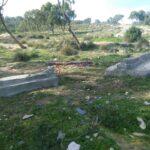 روّاد: مقابر وهمية للاستيلاء على أراضي الدّولة (صور)