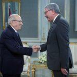 يوما بعد اجتماع مجلس الأمن القومي: الباجي يستقبل الزبيدي