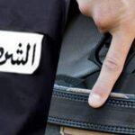 القصرين: ايقاف شاب حاول افتكاك سلاح عون أمن