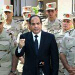 السيسي: جيش مصر سيتحرّك إذا تعرّض أمن الخليج لخطر