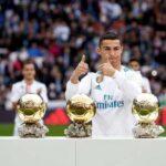 رونالدو : أستحق الفوز بالكرة الذهبية السادسة