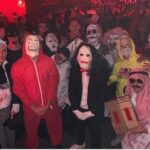 مدافع بايرن ميونيخ يستفزّ السعوديين بسبب الهالوين