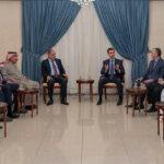 بعد موجة انتقادات: نقابة الصحفيين تُوضّح أسباب لقاء البغوري ببشار الأسد