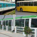 الإضراب العام / وزارة النقل : حركة النقل غدا ستكون عادية