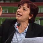 سامية عبو لوزير الداخلية : لماذا تغالط وأنت لست طرفا في القضية ؟