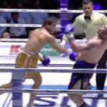 ضربة قاضية تودي بحياة بطل العالم في الملاكمة