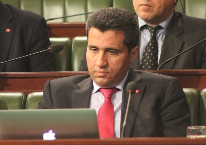تحالَفَ مع النهضة: 6 نواب من حزب مرزوق ينسحبون من عريضة سحب الثقة من أنور معروف