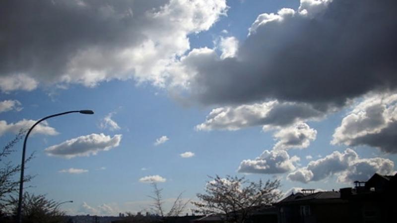 اليوم: طقس مغيم ودرجات الحرارة في انخفاض