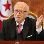 الباجي قائد السبسي : الرئاسة أرسلت للبرلمان وثيقة التحوير بطلب منه