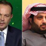 تركي آل الشيخ يهاجم هشام الخلصي مجدّدا