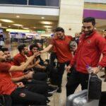 وصول بعثة الأهلي المصري إلى تونس