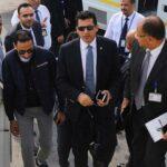 وزير الرياضة المصري يطير إلى تونس