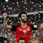 صلاح يقود المنتخب المصري