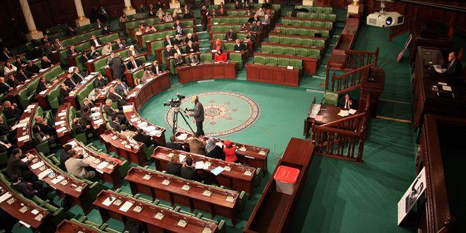 """البرلمان : التصويت """"يُنصف"""" الاضراب العام"""