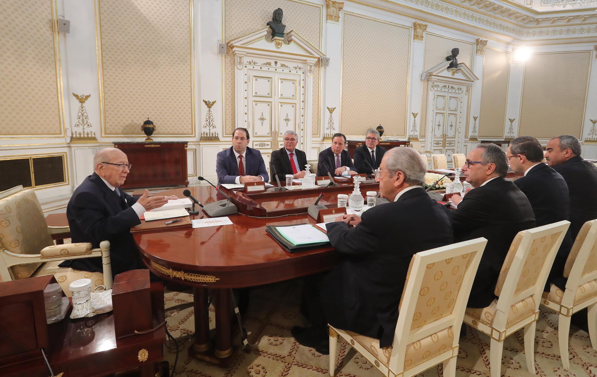 مجلس الأمن القومي يُقرّر تسريع النظر في مشروع قانون تنظيم حالة الطوارئ