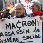 فرنسا: مظاهرات حاشدة إحتجاجا على غلاء المعيشة