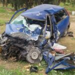 باجة: مقتل زوجين وإصابة طفلهما في حادث مرور