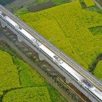 الصين تنوي إنتاج قطارات سرعتها 4000 كلم في الساعة !